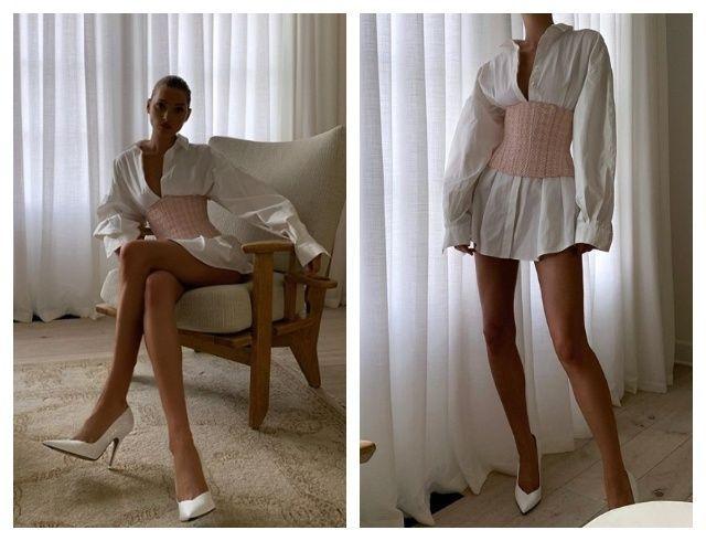 Уроки стиля: модель Эльза Хоск показывает самый модный наряд этого лета (ФОТО)
