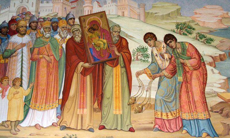 Владимирская икона Божьей Матери: от чего помогает и где повесить в доме