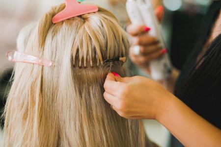 Наращивание волос, преимущества