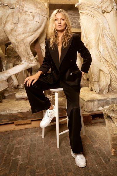Кейт Мосс стала лицом новой коллекции Jimmy Choo и показала самую модную обувь этого сезона (ФОТО)
