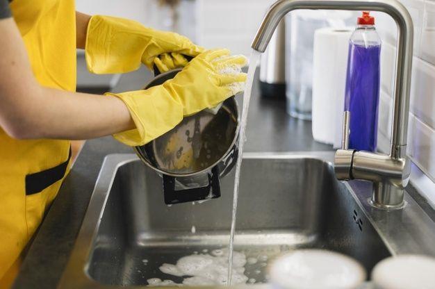 Как сделать натуральное моющее средство для посуды: пошаговая инструкция