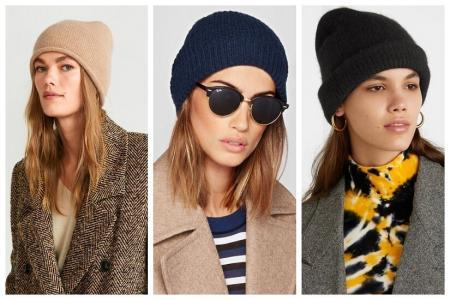 Как выбрать шапку, что в моде