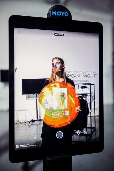 Мода и высокие технологии: как прошел показ полу-виртуальной одежды FFFACE x FINCH (ФОТО)