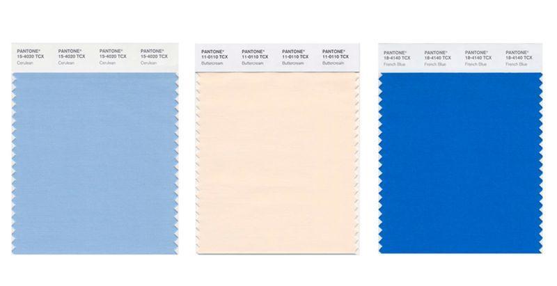 Pantone рассказал, какие цвета будут актуальны весной 2021 года