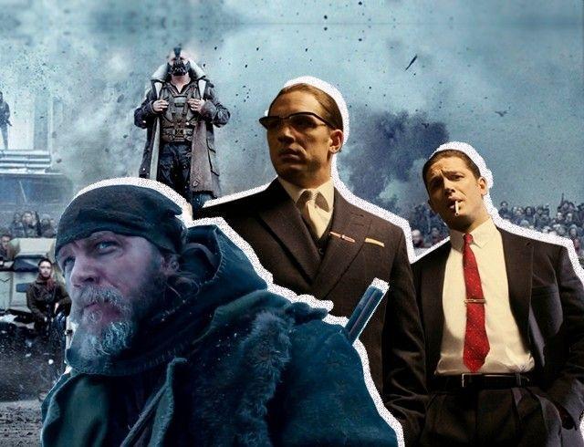 Том Харди. Пять фильмов, за которые мы все его любим!