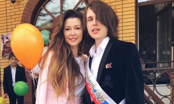 Как вырос! 20-летний сын Анастасии Заворотнюк превратился в красавчика