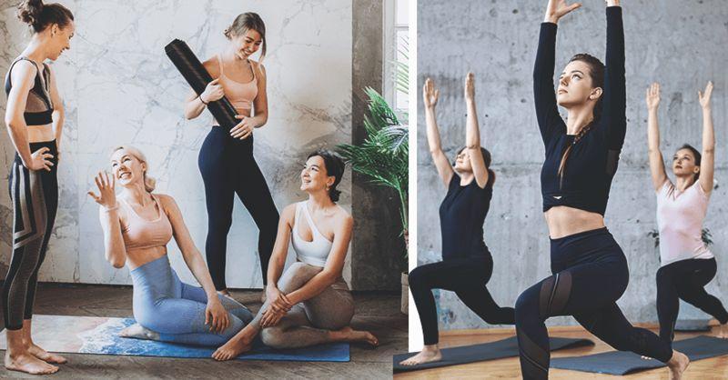 Праздник тела и души: как отметить национальный месяц йоги